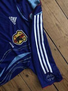 Adidas Japan Shirt 2006 Size Large PTP 22 Three Stripes Japanese Football