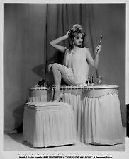 Orig 1964 JOEY HEATHERTON Boudoir Beauty.. Sexy Nightie Portrait... Legs!