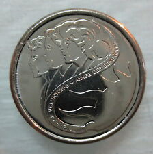 2001P CANADA 10¢ VOLUNTEER BRILLIANT UNCIRCULATED DIME
