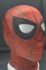 Spider-Man:Homecoming 3D Eyes Mask Cosplay Prop Halloween Spiderman Lycra Mask