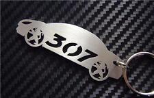 307 CC Voiture Porte-clés Porte-clef Porte-clés Sport HDI LX actif GTI VTI