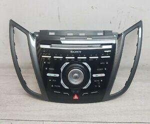 FORD GRAND C-MAX MK2 SONY CD RADIO HEAD UNIT SWITCH PANEL AM5T18K811DF37CE