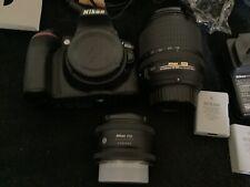 Nikon D5300 24.2 MP Appareil Photo Reflex Numérique-Avec 18-105 et 50 mm 1.1.8 D Lentille