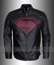 Batman V Superman Dawn Of Justice Leather Jacket In Sale