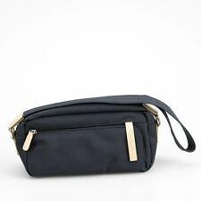Sisley Kosmetik Tasche DAMENTASCHE Handtasche schwarz 667 44766 004 Tempo