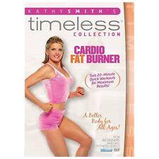 Kathy Smith - Timesaver: Cardio Fat Burner (DVD, 2013)