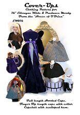 EW016 Cover-Ups  pattern 4 Ellowyne Wilde & friends