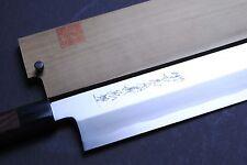 Hongasumi Usuba 21cm Edo Shitan Vegetable Japanese sushi chef knife YOSHIHIRO