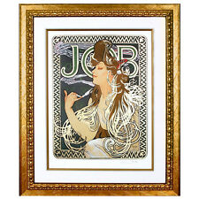 """""""JOB"""" by ALPHONSE MUCHA, Print Signed and Numbered"""