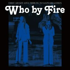 FIRST AID KIT - WHO BY FIRE [CD] Sent Sameday*