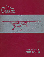 CESSNA 120 & CESSNA 140 - ILLUSTRATED PARTS CATALOG - 1948