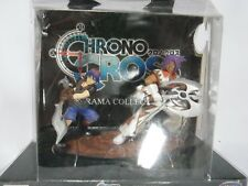 CHRONO CROSS Diorama Figures Serge vs Karsh Completed Pair