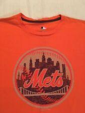 New York Mets L orange tee from MLB Genuine Merchandise NL East Division