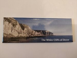 The White Cliffs Of Dover Souvenir Fridge Magnet