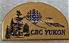CBC MEDIA YUKON Lapel Pin
