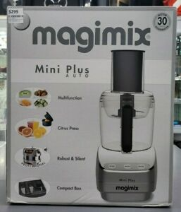 Magimix Mini Plus Auto Mixer Food Processor RRP $399