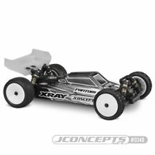 J Concepts - S2-XRAY XB4 Buggy Body w/ Aero Wing