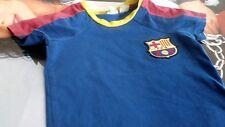 Barcelona Barca BEBe baby camiseta oficial H&M EUR 80 US 9-12 M Fútbol Football