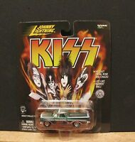 KISS VINTAGE DIE CAST CAR OFFICIAL US IMPORT JOHNNY LIGHTNING GENE ACE PAUL PETE