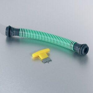 Regentonnenverbinder 25 mm als Set für Regentonnen Regenwasserfilter,Regenwasser