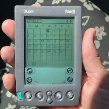 Palm Pilot lll with Stylus Pen. Works.