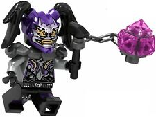 Ninjago Ultra Violet Sons of Garmadon Lloyds Custom Lego Mini Figure Ninja Toy