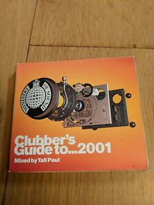 Ministry of Sound - Clubber's Guide to...2001 (2001)