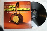 The World's Finest Banjo Band, Recorded Live at Your Father's Mustache, Vinyl LP