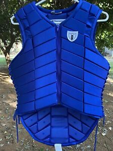 TIpperary Event Vest 36 TS Great condition royal blue worn once