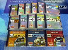CD-ROM- DVD ''OMNIA 2003'' PANORAMA spettacolo, natura, biologia, dizionario,