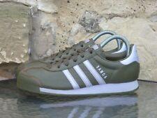 2003 Verde Caqui Adidas Samoa UK5.5 Lila Originals Raro