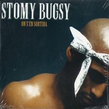 CD SINGLE Stomy Bugsy	On s'en sortira 2-track CARD SLEEVE