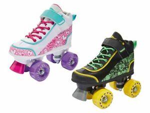 Rollschuhe Roller Skates Rollerskates Croxer Evita verstellbare Größe Neu!