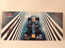 GENUINE DAVID COULTHARD HAND SIGNED PR CARD-UACC MEMBER