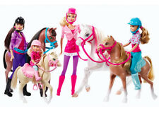 NEW Barbie & Her Sisters in a Pony Tale Horse Adventure Skipper Chelsea Playset