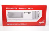 #084321 - Herpa Abrollmulden - flach - 2 Stück  - 1:87