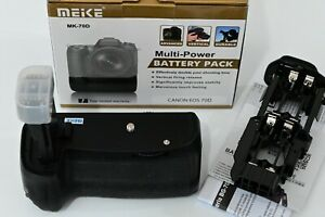Meike MK-70D Battery Hand Grip for Canon 70D