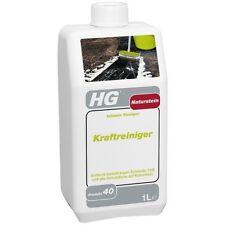 HG Naturstein Kraftreiniger 1 Liter Boden Fußboden Intensiv Travertin Solnhofer
