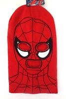 Marvel Spider-Man 3 Hole Face Cover Ski Winter  Youth - Men's Hat NEW Ages 16+