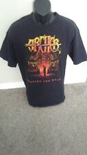 Archer 'Culling The Weak' Black T-Shirt - Size Xl - Ca Metal Band - Vgc - Rare