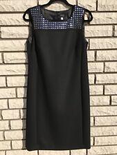 Etui Kleid 1Un 2Deux 3Trois Paris Gr. 40 schwarz M / L wie NEU