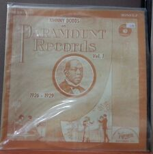Johnny Dodds On Paramount Records 1926-29. (VINYL P)