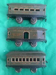 Ives Baggage And Passenger Cars