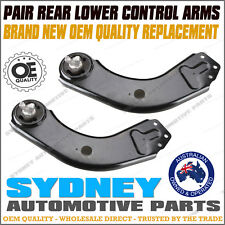 FORD FALCON FPV XR6 TURBO XR8 BA BF REAR LOWER TRAILING ARM WITH BUSHES LH+RH