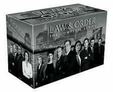 Law and Order: The Complete Series Seasons 1-20 (DVD 2011, 104-Disc Box Set)