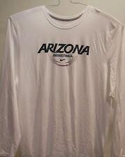 University of Arizona Basketball Nike Dri Fit Long Sleeve Tshirt