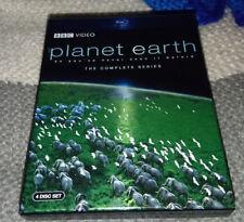 PLANET EARTH / PLANETA TIERRA documental  *sin doblaje, solo VOSE* - en BLU-RAY