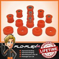 Alfa Romeo Alfetta Suspension Bushes in Poly, Polyurethane Kit Flo-Flex