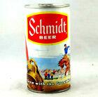 Schmidt Beer Rodeo Cowboy Beer Can G. Heileman Top Opened Free Shipping