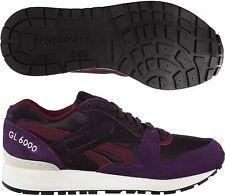Reebok Classic GL 6000 WW Womens Trainers - Purple UK size 3 - BNIB